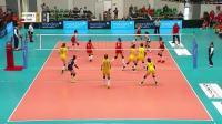 2019.05.18 排位赛 中国 1-3 土耳其 - 2019瑞士女排精英赛