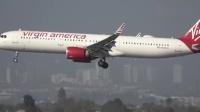 洛杉矶国际机场飞机起降