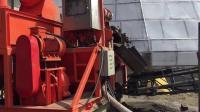 260方泥水分离设备施工现场