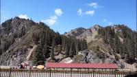 西部明珠VIP 五月里仍带着丝丝寒意的天山大峡谷