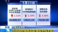 美国·中美经贸摩擦:市场避险情绪浓厚 美股全线下跌