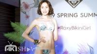 ROXY 2019春夏比基尼泳裝秀