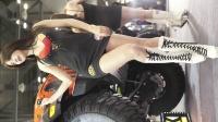 055. 4K汽车展会车模 Racing Model Im Sola Horiz