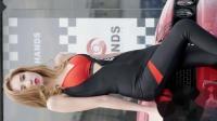 127. 4K 汽车展会车模 Racing Model Kim Bora