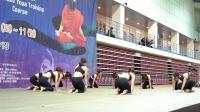 187. 健身瑜伽教练展示