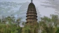 蒙城观光游2.万佛塔、庄子祠