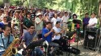 2019年年6月22日北京市海淀区牡丹园心连心合唱团小芹老师指挥的歌曲。