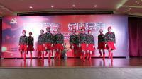 邛崃市金秋艺术团庆祝建党九十八周年舞蹈:走向复兴。