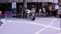 雅马哈推出自动驾驶摩托车