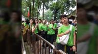 塞维利亚中文学校夏令营2019年7月10号 四川省乐山市大佛