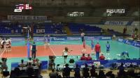2019.07.10 世界大学生运动会女排半决赛 俄罗斯 vs 日本