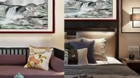 钻石画十字绣毛泽东诗词沁园春雪现代客厅钻石绣5d砖石绣书法字画