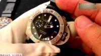 太子龙钟表:沛纳海专业潜水表,毫米的小表径,适合亚洲人佩戴