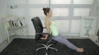 [Korea Fitness #14] Korean Yoga Workout 한국 휘트니스 요가 강사 레슨