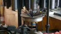 PTFE/graphite packing