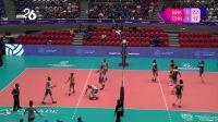 2019.07.18 女排U20世青赛 中国 vs 巴西