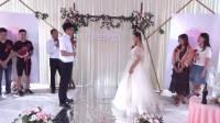 浪漫嫁日婚庆 张飞飞 刘文文 婚礼视频