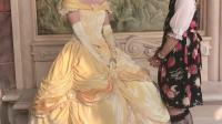 迪士尼乐园贝尔公主