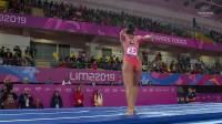 2019年 泛美运动会 女子跳马&男子鞍马 决赛