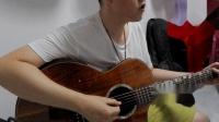 牡丹江吉他弹唱《莫斯科没有眼泪》(杨宁吉他教室13555007821)