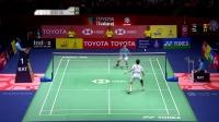 2019.08.04 决赛 伍家朗 vs 周天成 - 2019泰国公开赛