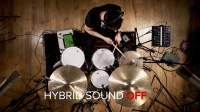 Roland混合鼓组:增强原声鼓音色#1