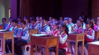 人音版二年級五線譜《洋娃娃和小熊跳舞》獲獎課堂實錄-武漢音樂優質課評比