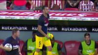 8月17日毕尔巴鄂竞技vs巴塞罗那-西甲第1轮全场(beIN)