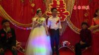 魏泽民和李娜结婚庆典
