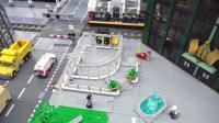 MOC乐高城市LEGO City update! Building Main Street Plaza