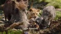 28种语言演唱《狮子王》哈库那玛塔塔!