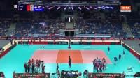 2019.09.01 俄罗斯 vs 比利时 - 2019女排欧锦赛 1/8决赛
