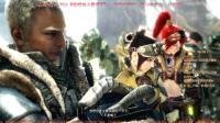 PS4怪物猎人雪世界-4-和各大强怪硬怼