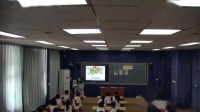 人教版二年級英語《In the community》第一課時教學視頻