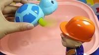 宝宝喜欢玩具:光头强要干嘛