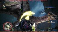 PS4怪物猎人雪世界-13-聚魔之地,风水宝地
