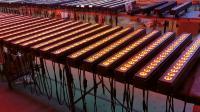 18颗10W防水点阵LED洗墙灯