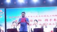 01民乐合奏 没有共产党就没有新中国(祝贺曲)乐清市星光协会民乐队 陈庆 摄