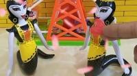 育儿益智动画玩具:两个蛇精到底是谁