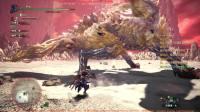 PS4怪物猎人雪世界-22-打麒麟、金狮子