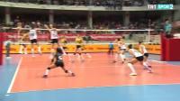 2019.10.09 瓦基弗银行 vs 伊萨奇巴希 - 2019土耳其女排超级杯