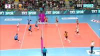 尼露菲尔 vs 加拉塔萨雷 - 2019/2020土耳其女排联赛第1轮