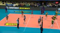 2019.10.19 莫斯科迪那摩 1-3 乌拉洛奇卡 - 2019/2020俄罗斯女排超级联赛第2轮