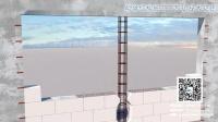 砌体结构施工工艺3D技术交底(艾三维BIM动画案例)