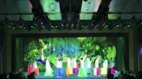 武汉大型舞蹈蝶舞芬芳演出 武汉金帝歌舞团原创特色蝴蝶舞表演