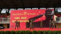 """2019""""红色回忆 童星闪闪""""华盛幼儿园大型亲子军事活动2"""