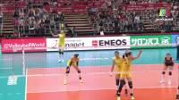 中国 vs 塞尔维亚 - 2019女排世界杯