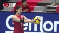 日本 vs 韩国 - 2019女排世界杯