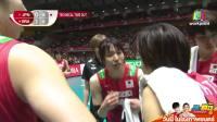 日本 vs 巴西 - 2019女排世界杯