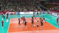 美国 vs 日本 - 2019女排世界杯